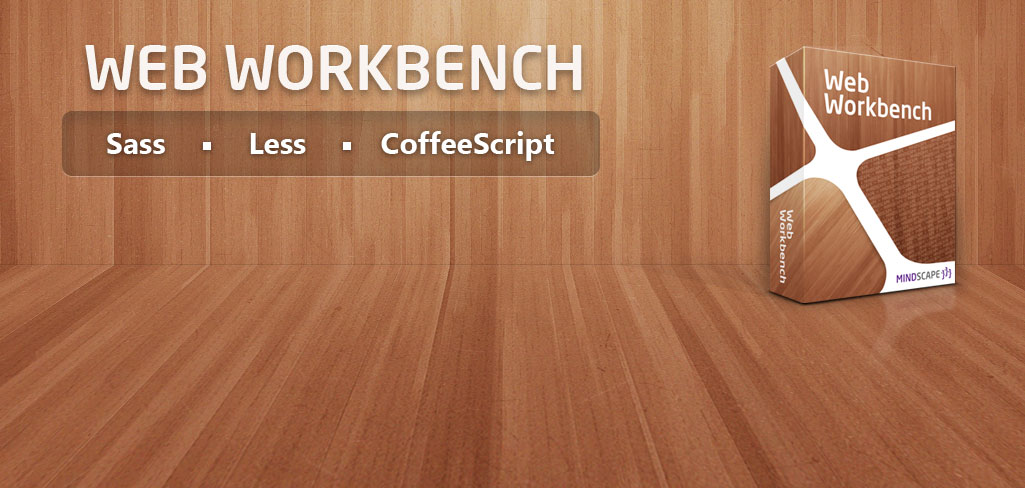 Unlock Sass, Less and CoffeeScript for Visual Studio with the Web Workbench.