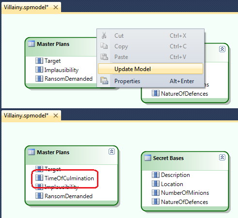 Syncronize changes from SharePoint
